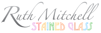 Stained Glass Artist logo
